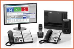 NEC Small Business Phone System